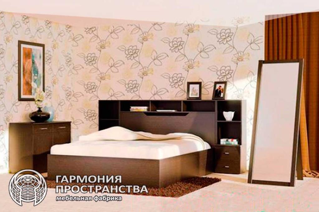 Спальный гарнитур «Ода»