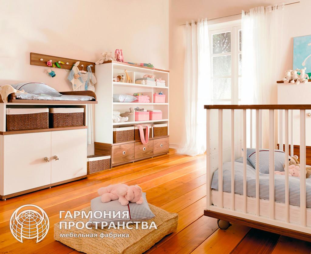 Детская мебель Роза