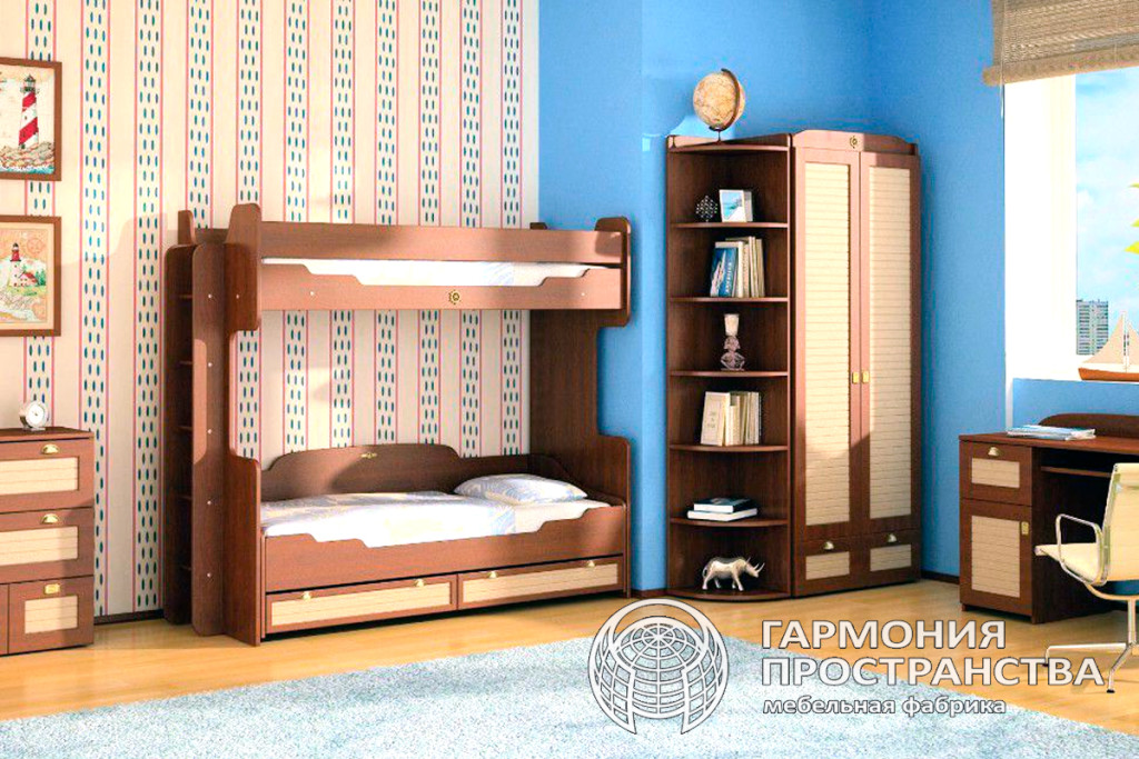 Комплект детской мебели  — Соната