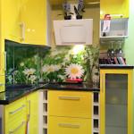 Кухня ТАИСИЯ - элегантный образец угловой конфигурации