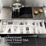 """Кухонный гарнитур """"Лора"""" - выдвижные ящики"""