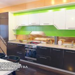 Кухонный гарнитур «Мали» в интерьере