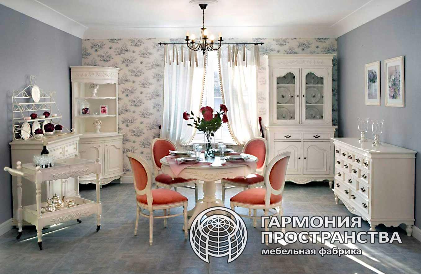 кухни стиль прованс мебель прованс в интерьере