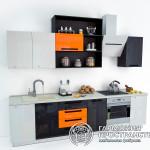 Кухонный гарнитур « Марокко » - базовая комплектация- с закрытыми полками