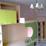 Комплект детской мебели — Тропикана