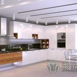 Кухонный гарнитур «Эльба» - угловая планировка