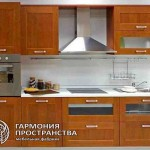 """Кухонный гарнитур """"Кантри массив"""""""
