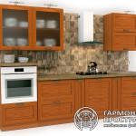 Кухонный гарнитур «Даллас» | Базовая комплектация | Варианты расцветки фасадов