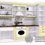 Кухонный гарнитур «Лаура» Базовая комплектациябез фасадов