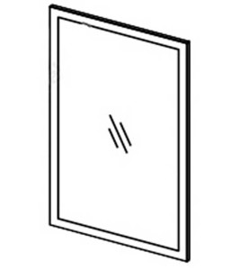 Модуль зеркало «Азалия»