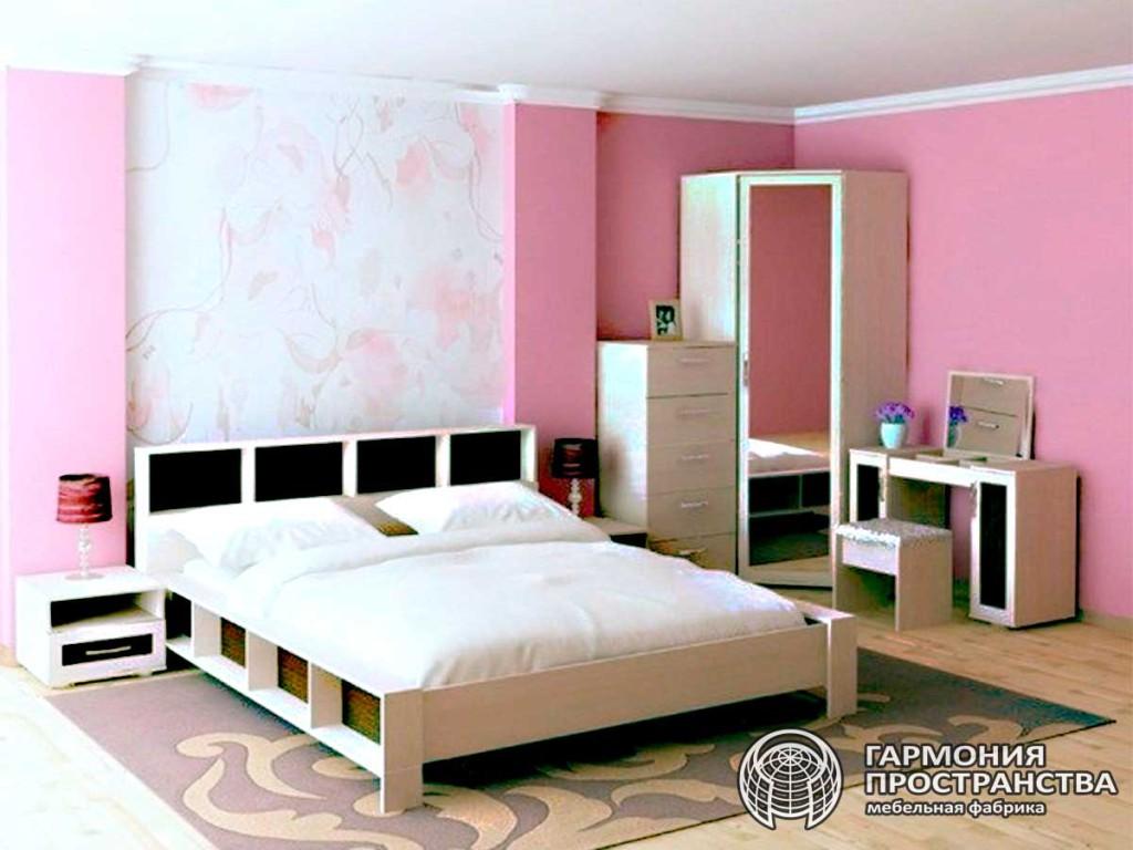 Спальный гарнитур «Сицилия» фото