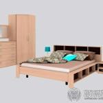 Спальный гарнитур «Сицилия»| Мебель для спальни