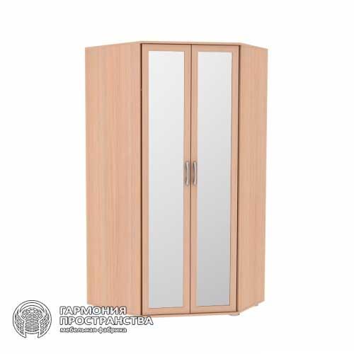Шкаф «Калисто» угловой grand с зеркалом