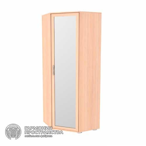 Шкаф «Калисто» угловой с зеркалом