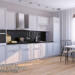 Кухня «Барселона» в интерьере | Прямая комплектация