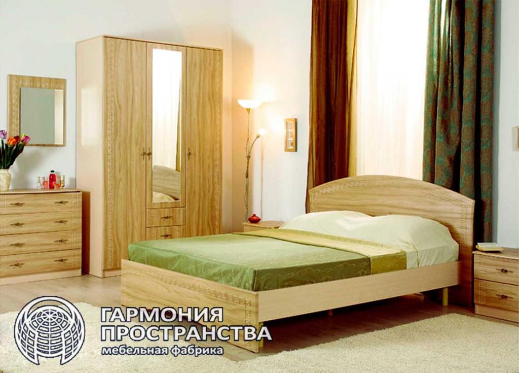 Спальный гарнитур «Мальва»
