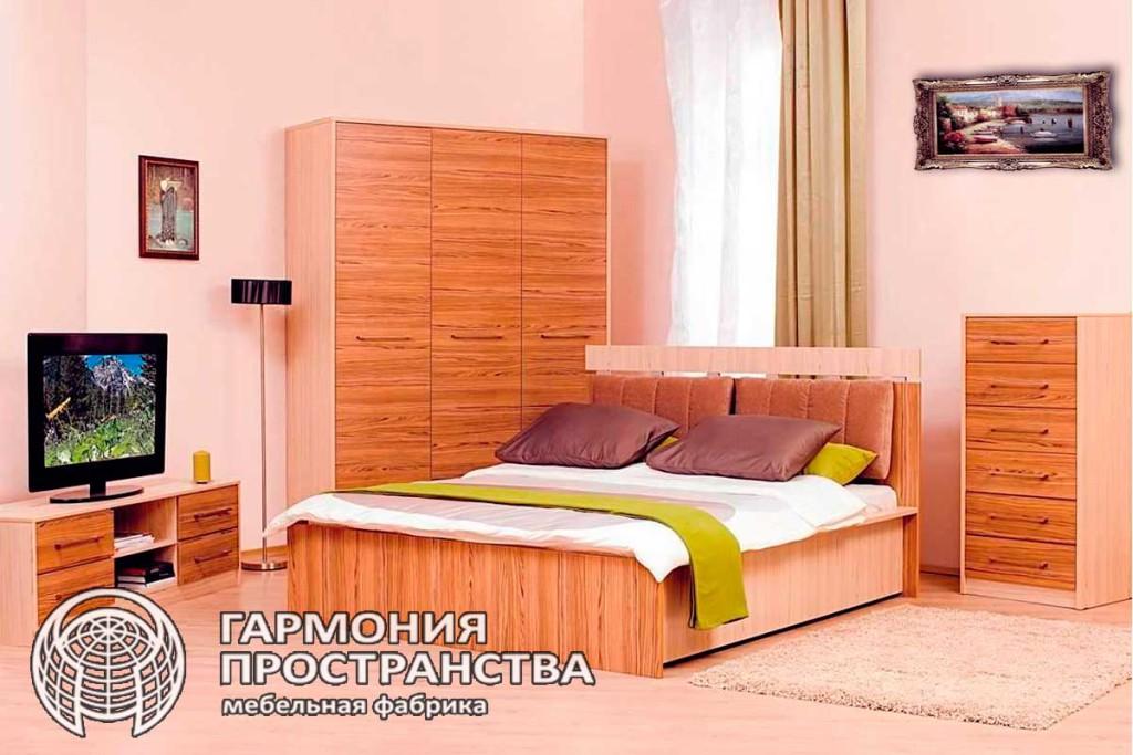 Спальный гарнитур «Мари»