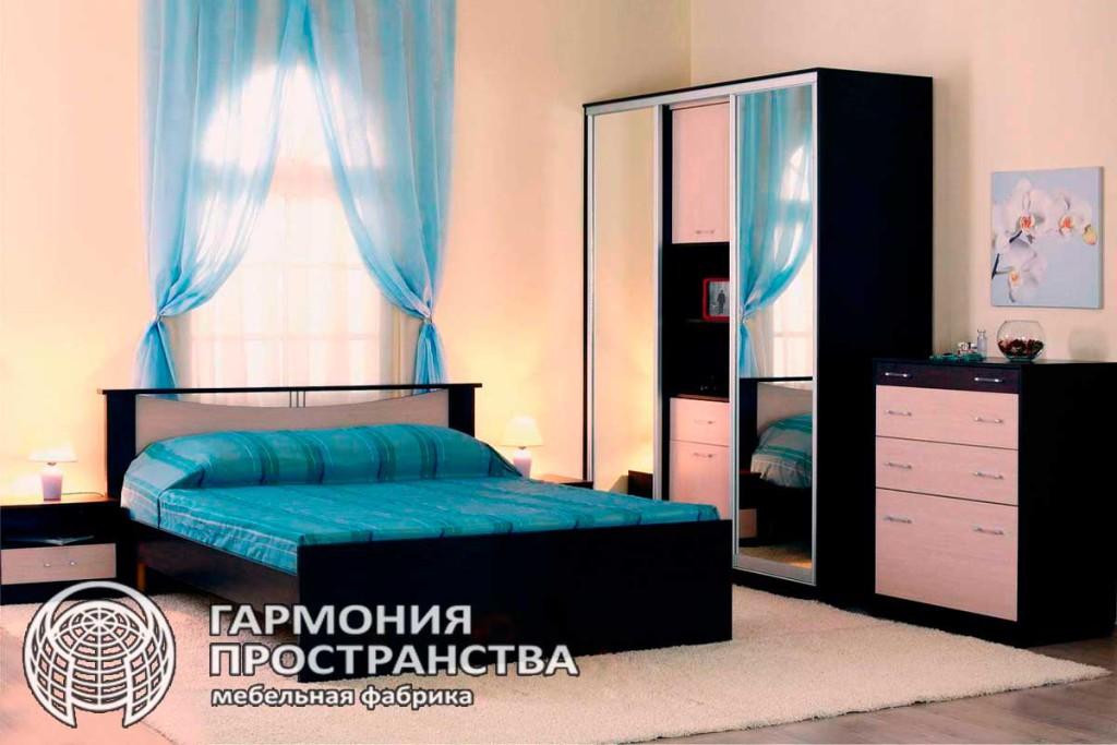Спальный гарнитур «Сати»
