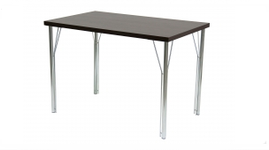 Стол нетрансформируемый с овальной крышкой